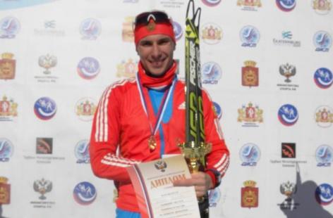 Эрнест Яхин - чемпион России на большом трамплине
