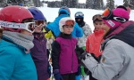 YOG 2020: Virginie Faivre shares her passion for skiing with 300 local school children