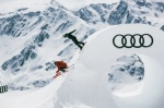 Audi Nines presented by Falken takes place for the second time in Ötztal