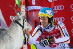 The best slalom skiers meet in Levi (FIN)